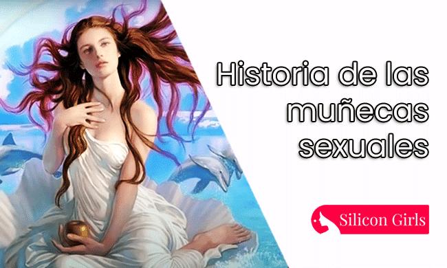 historia de las munecas sexuales silicongirls