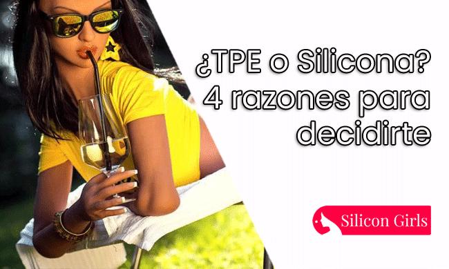 tpe o silicona 4 razones para decidirte silicongirls