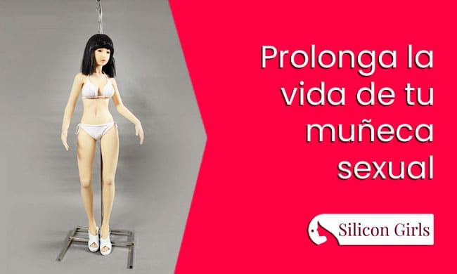 guardar una muñeca sexual
